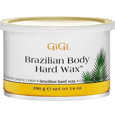 GiGi Brazilian Body Hard Wax, 14 Ounce