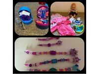 Girls Toys Polly Pocket Doll Twistable Petz Bracelets