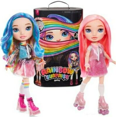 POOPSIE RAINBOW High SURPRISE DOLL RAINBOW DREAM OR PIXIE ROSE. New