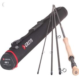 Greys GR70 comp special fly rod