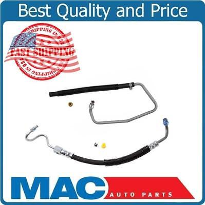 - Power Steering Pressure & Return Hose For 1990-1997 Ford Ranger With Switch Port