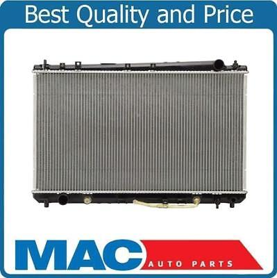 04 Standard Test - New Standard Cooling 5/8 Inch Core New Radiator Tested for Toyota Avalon 00-04