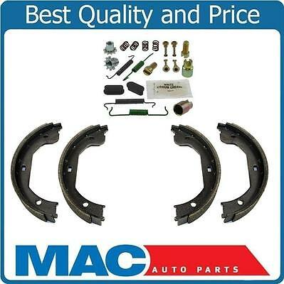 Brake Brake Shoe Set (Emergency Parking Brake Shoe Set With Springs Brake B877 For 05-10 Ford)