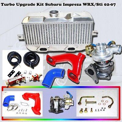 2007 2006 2005 2004 2002 2003 Subaru WRX Sti Impreza Turbo ...