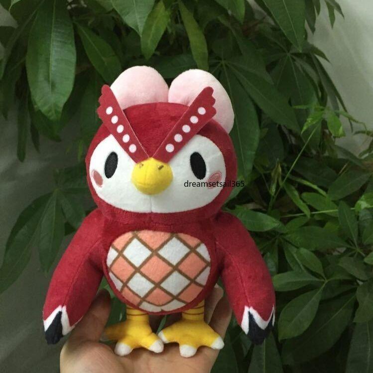 "New Animal Crossing Horizons Celeste 8"" Plush Toy Soft Doll Figure Brithday Gift"