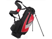 John Letters Golf Stand Bag *New & Unsed