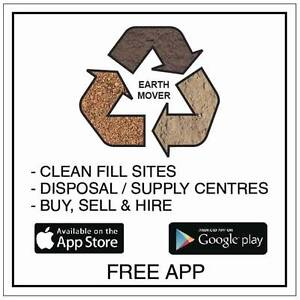 EARTHMOVER APP - CLEAN FILL SITES Coolbellup Cockburn Area Preview