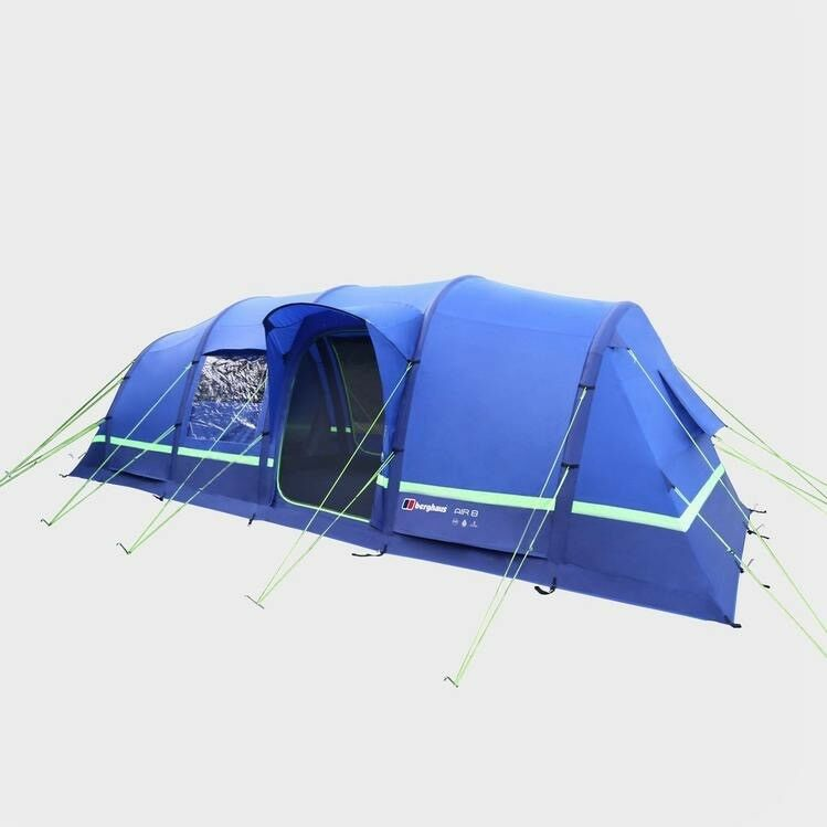 818f4a26a7d BRAND NEW      - Berghaus Air 8 Inflatable Family Tent (still with tags)