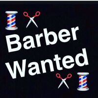 Barbers Wanted!