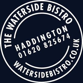 THE WATERSIDE BISTRO HADDINGTON ARE LOOKING FOR A HEAD CHEF OR SENIOR SOUS, CHEF DE PARTIE & COMMIS