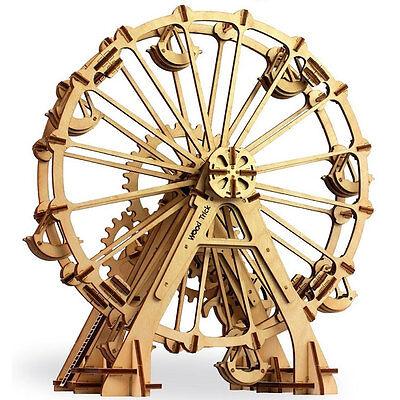 Wood Trick: Observation wheel (Riesenrad)