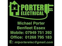 Electrician Avaliable. Free Quotations and Competitve Pricing.