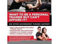 Become a Personal Trainer in Derby
