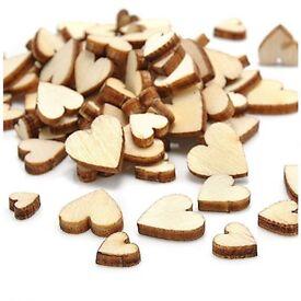 100 plain hearts