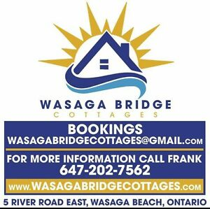 Wasaga Beach Summer Cottage Rental