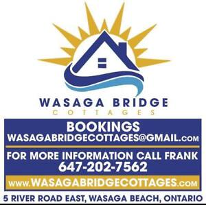 Wasaga Beach Cottage Rentals- August Availability
