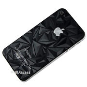 iPhone 4 Screen Protector Matte Front Back