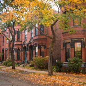 LOOKING to purchase a home on Germain St
