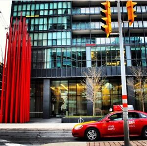 Yorkville furnished 2 bedroom condo for rent