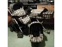 Mama's & papa's pushchair
