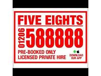 Taxi drivers wanted £50 ! rent