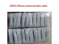 10 pcs iPhone cables