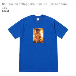 Supreme Photo Tee size Large DS