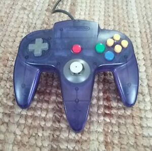 Genuine Nintendo 64 Controllers Crib Point Mornington Peninsula Preview