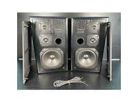 Technics speakers still as new