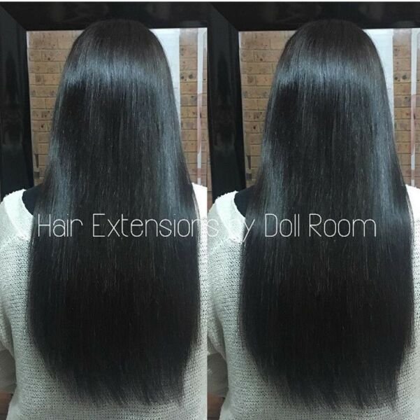 Hair Extensions Maintenance Retighteningre Do Hairdressing
