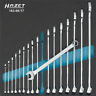 Metric Combination Wrench Set 17 Piece Hazet 161-28/17 German made brand new