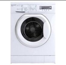 New sharp washing machine (free delivery) Kidman Park Charles Sturt Area Preview