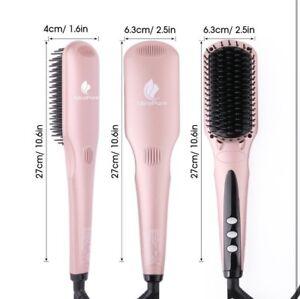 MiroPure Ionic Hair straightening brush BRAND NEW