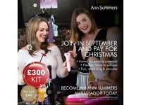 Ann summers party Ambassodors wanted