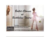 Ballet Classes in Ashley Cross