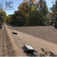 Roofing  **Professional Crew**