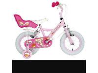 Cupcake first bike