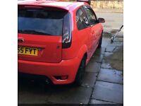 Ford Fiesta zetec z 1.6