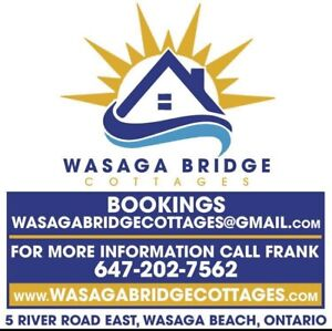 Cottages for Rent in Wasaga Beach
