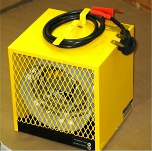 USED 240V PLUG IN GARAGE / SHOP ELECTRIC HEATER  I want to BUY