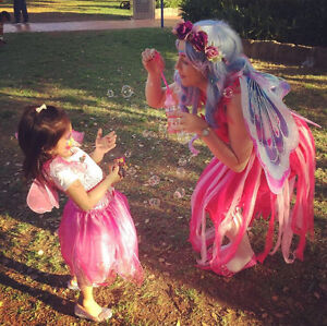 Face painting by Fairies, Mermaids, Ballerinas and Disney princesses Strathfield Strathfield Area Preview