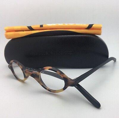 Readers EYE•BOBS Eyeglasses OLD MONEY 2105 19 +1.25 Matte Tortoise & Black Frame