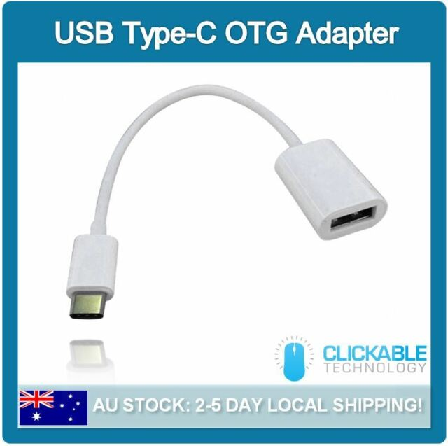 USB 3.1 Type C to USB 3.0 Female OTG Charging Data Cable Converter Adapter