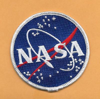 "NASA LOGO  PATCH 3"""