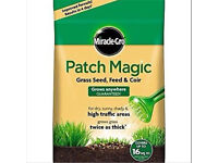 MIRACLE GROW- patch magic
