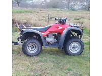 Honda 350 quad