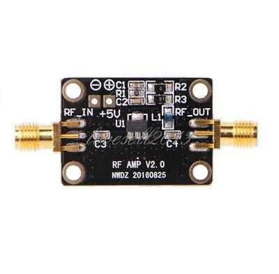 Low Noise Lna 0.05-4g Nf0.6db Rf Amplifier Fm Hf Vhfuhf Ham Radio Durable New