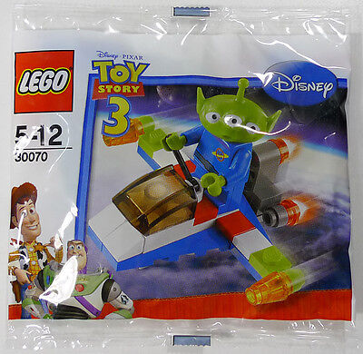 Lego 30070 - Toy Story - Alien Space Ship - Poly Bag