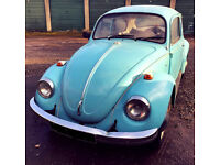 1969 VW Beetle 1500cc