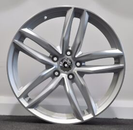 "19"" RS6C Style Alloy Wheels & Tyres. Suitable for most Audi A4, A5 and A6"